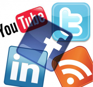 Follow Me Social Media