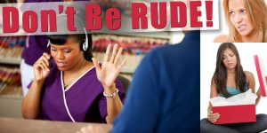 Don't-Be-Rude