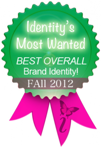 Identity Most Wanted Award - Fall2012