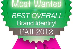 Identity Most Wanted Award - Fall2012