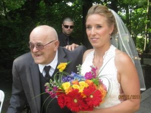 Father and Bride