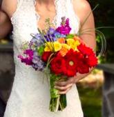 Summer Wedding Bouqet