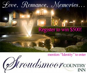 Win 500 - Identity Magazine - Wedding Planning