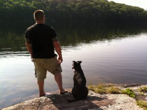 That guy and his dog!