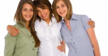 Young Teen Girls