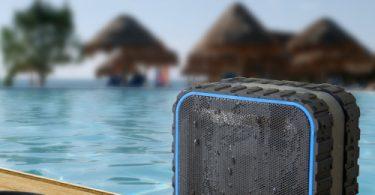 Bluetooth, Waterproof Speaker and Phone