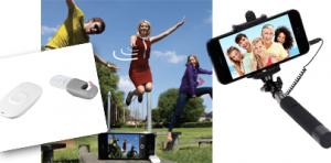 Selfie Remote vs. Pocket Click Stick