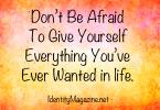 identity magazine: quote