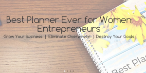 Best Planner Ever: Jennifer Dawn Coaching