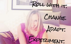 How to be Adaptable to Change
