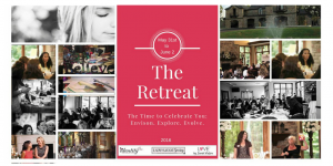 The Retreat: Envision. Explore. Evolve.