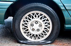 Flat tire Conspiracy