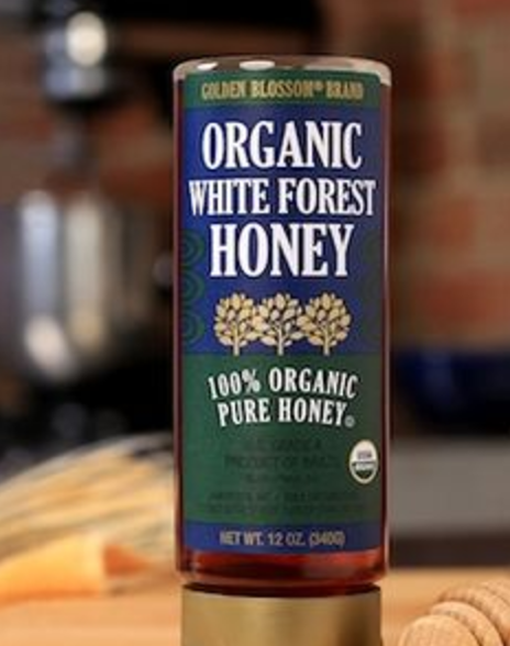 White Forest Honey: Detox Tea