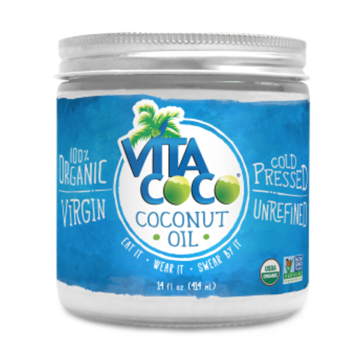 Detox Tea: Vita Coconut Oil