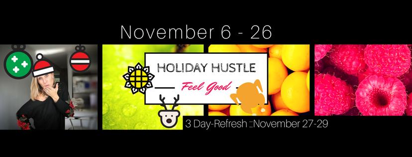 Holiday Hustle Challenge