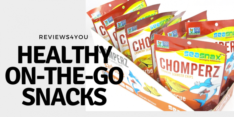 Tasty, Healthy, and Convenient Seaweed Snacks