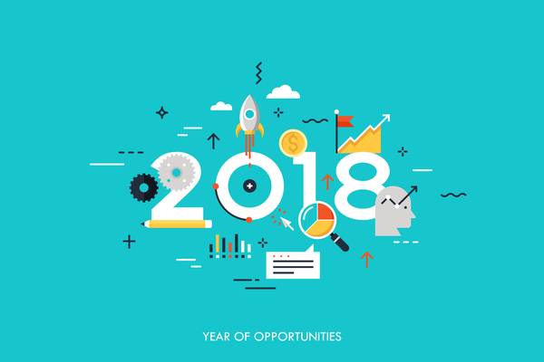 Why 2018 is a Great Year to Start a New Business