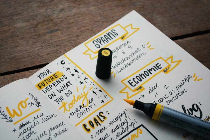 Journal Writing: The Best Way to Relieve Stress