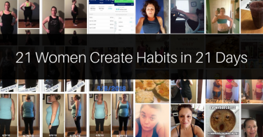 21 Women Create Habits in 21 Days